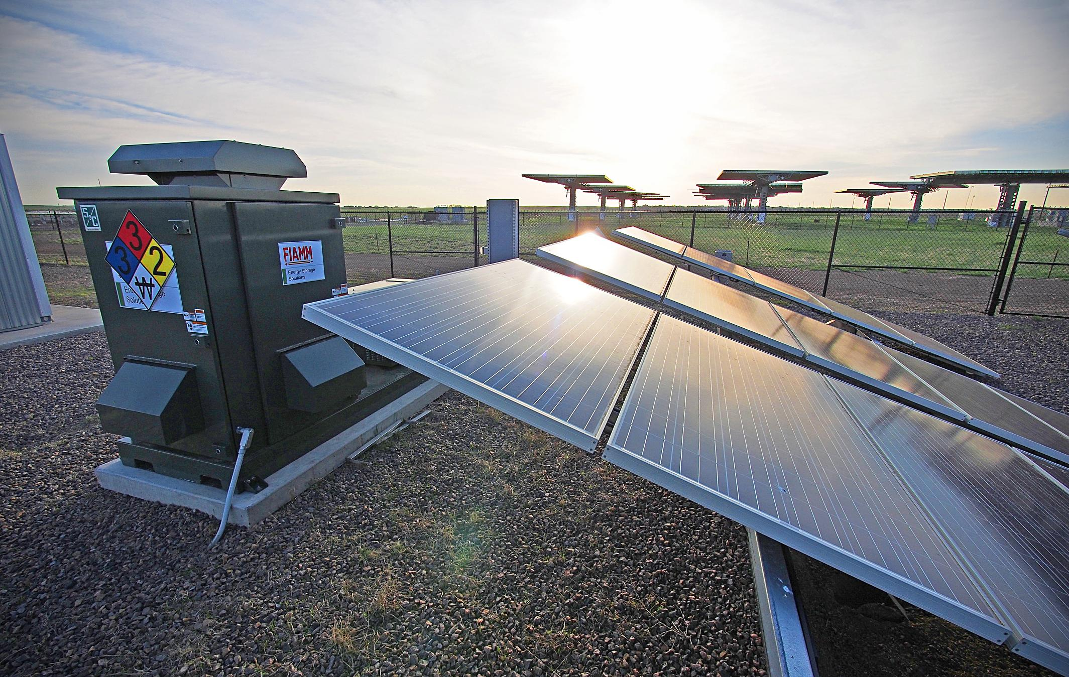 Solar Testing, Demonstration, and Community Projects | Xcel Energy
