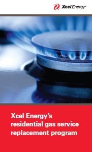 Residential Gas Service Replacement Program Xcel Energy