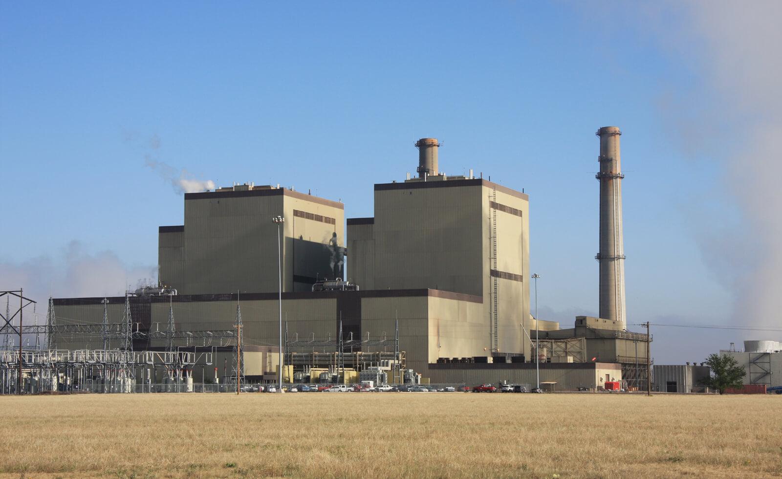 Tolk Generating Station Xcel Energy