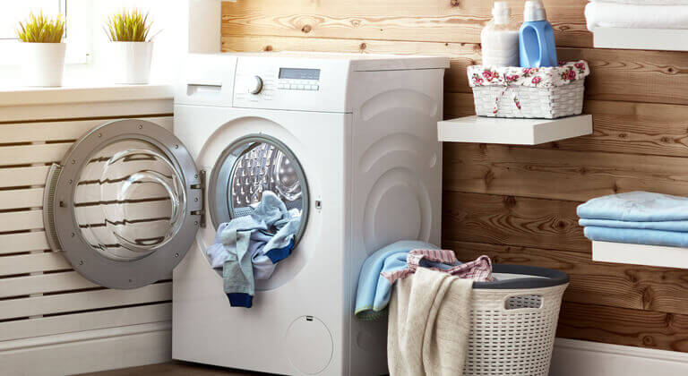 Laundry open dryer