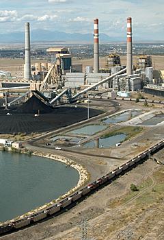 Comanche Generating Station Xcel Energy